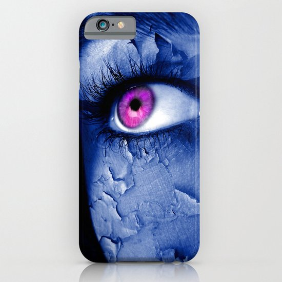 THE FACE iPhone & iPod Case