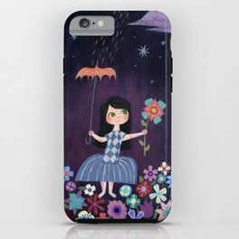 There is just one moon... iPhone Case