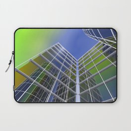 look into the sky -3- Laptop Sleeve
