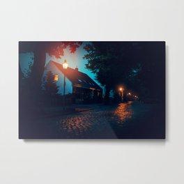 [Berlin] At night Metal Print