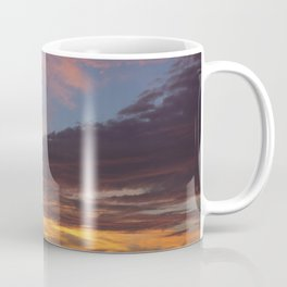 Sky on Fire. Coffee Mug