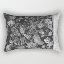 Stone Cold Rectangular Pillow