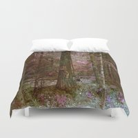 finding nemo Duvet Covers featuring Finding Myself by Dorothy Pinder