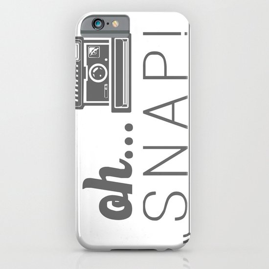 Snap! iPhone & iPod Case