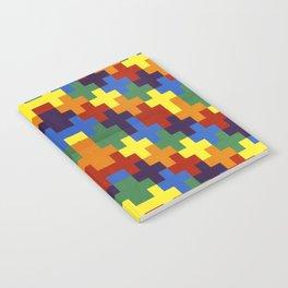 Cross Colors Notebook