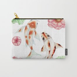 chinese koi fish Carry-All Pouch