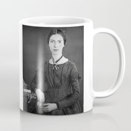 Emily Dickinson Portrait Coffee Mug