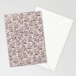 Ramitas violet Stationery Cards