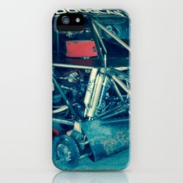 Dirty Job equals a Fast Truck iPhone Case