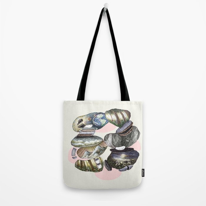 cicle Tote Bag