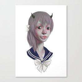 GIRLY Canvas Print