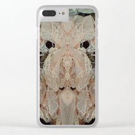 505 Star Hound Clear iPhone Case