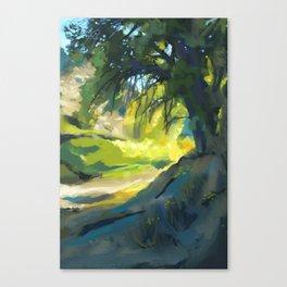 Spared/Escalante #9 Canvas Print
