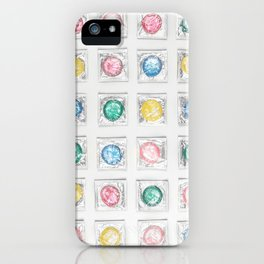 Composition in Safety I iPhone Case