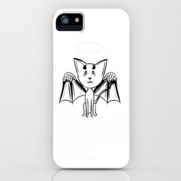 Good or Evil? iPhone Case