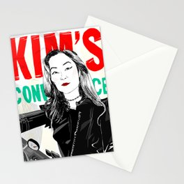 Kim's Convenience Stationery Cards