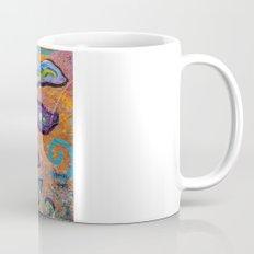 Dragonfly Abstract Mug