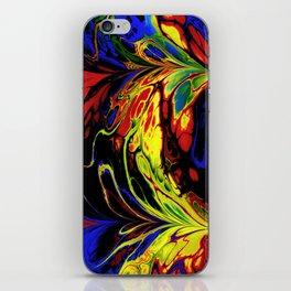 Wild & Crazy Fractals iPhone Skin