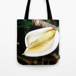 Maui Flower Tote Bag
