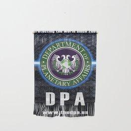 DPA est. 2001 Wall Hanging