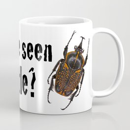 Beetle Search Coffee Mug