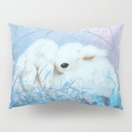 Baby Bun Buns at Dusk Pillow Sham