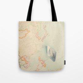 map IV Tote Bag