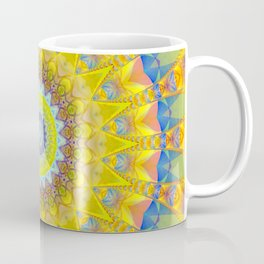 Mandala sun 2 Coffee Mug