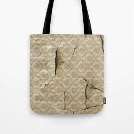 OLD WALLPAPER Tote Bag
