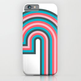 Roundabout iPhone Case