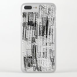 PiXXXLS 130 Clear iPhone Case
