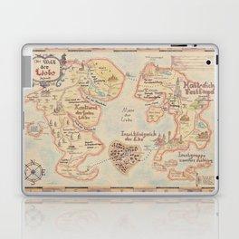 Die Welt der Liebe Laptop & iPad Skin
