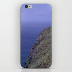 Fortress by the Sea iPhone & iPod Skin