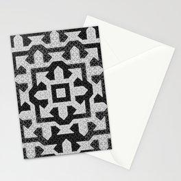 FRAMEofMIND pattern 01 Stationery Cards