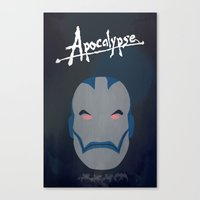 apocalypse now Canvas Prints featuring Apocalypse (Now) by AnthemTheFaux
