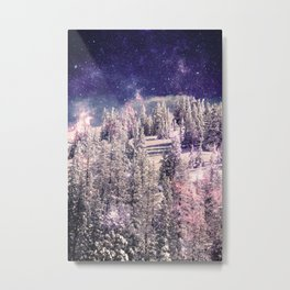 The Ides of Space Metal Print
