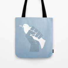 Obtain Peace Revolution Tote Bag