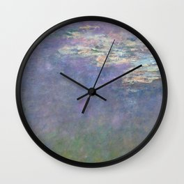 Monet - Water Lillies Wall Clock