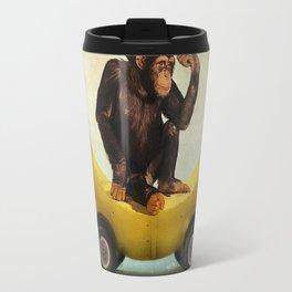 Chimp my Ride Travel Mug