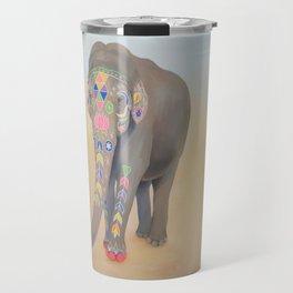 Painted Lady, Sujatha Travel Mug
