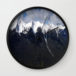Rockies Wall Clock