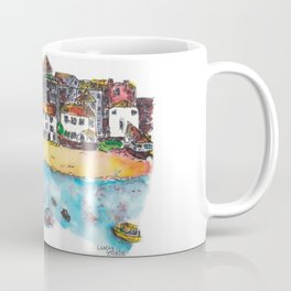 St Ives Harbour Coffee Mug
