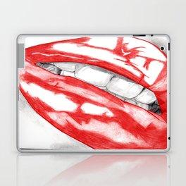 Hot Lips Scarlet Laptop & iPad Skin