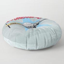 Mustang Heaven Sent Floor Pillow
