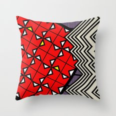 in the pocket Throw Pillow