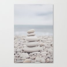 Zen sea Canvas Print