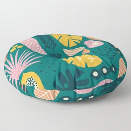 Jungle vibe Floor Pillow
