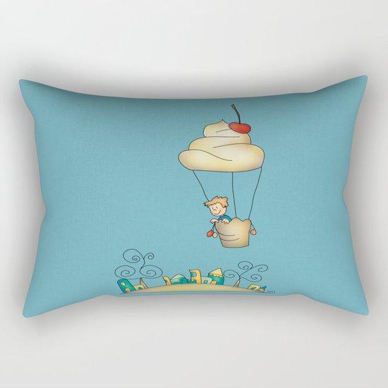 Sweet world Rectangular Pillow