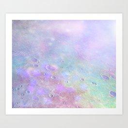 Galaxy VIII Art Print