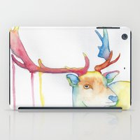 elk iPad Cases featuring Elk by Eric Weiand